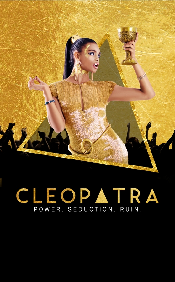 CLEOPATRA – A Unique Immersive Musical Experience – Will Begin a Residency at Chelsea Music Hall Opening Beneath Chelsea Market