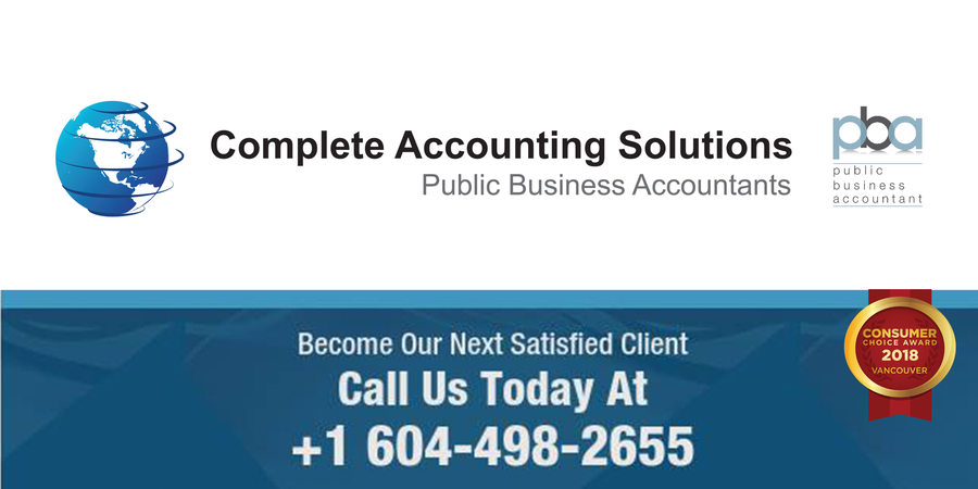 Vancouver Consumers Meet With Solomon Nordine from Complete Accounting Solutions Inc.