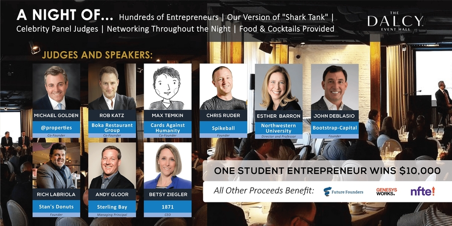Everywhere Wireless and the Entrepreneurs' Organization Aim to Find the Next Great Student Led Business – and Help Take it to the Next Level!