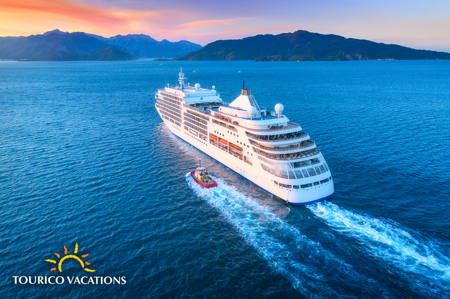 Tourico Vacations Reviews the Latest Cruise Ships for 2019