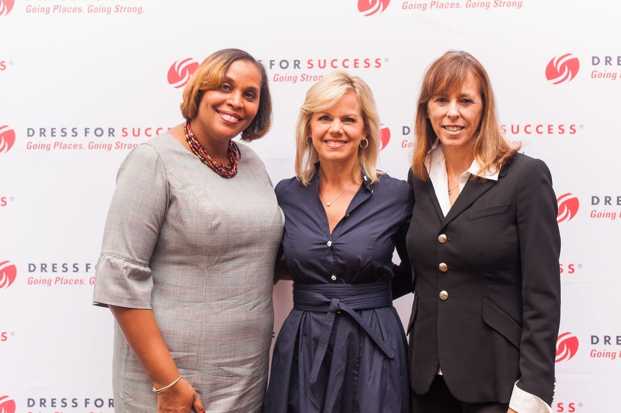 'Women Who Inspire' Breakfast 2018 Raises Over $115,000 to Advance Women's Financial Independence
