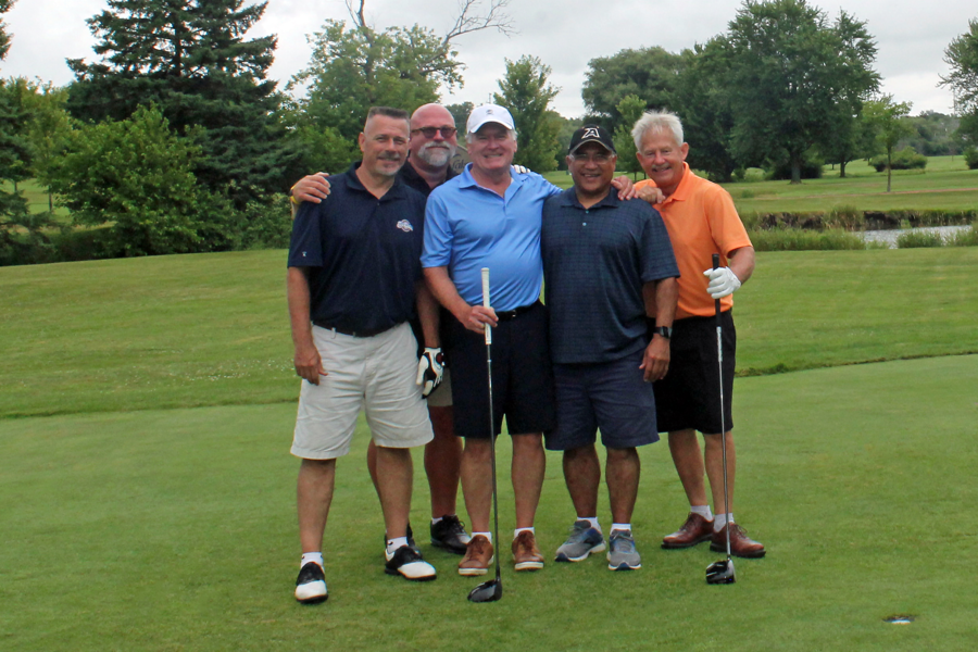 Memorial Golf Fundraiser Donates Over $14,000 to Fisher House Wisconsin