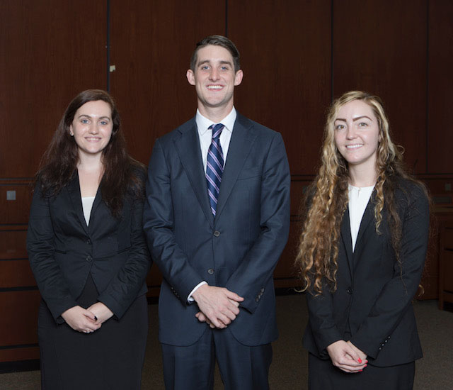 Stetson Wins Leroy R. Hassell National Constitutional Law Moot Court Competition
