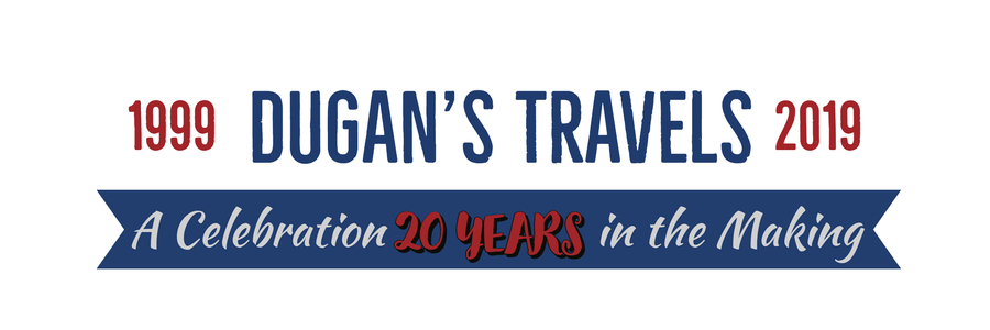 2019 Celebration Year for Dugan's Travels Host Agency Program