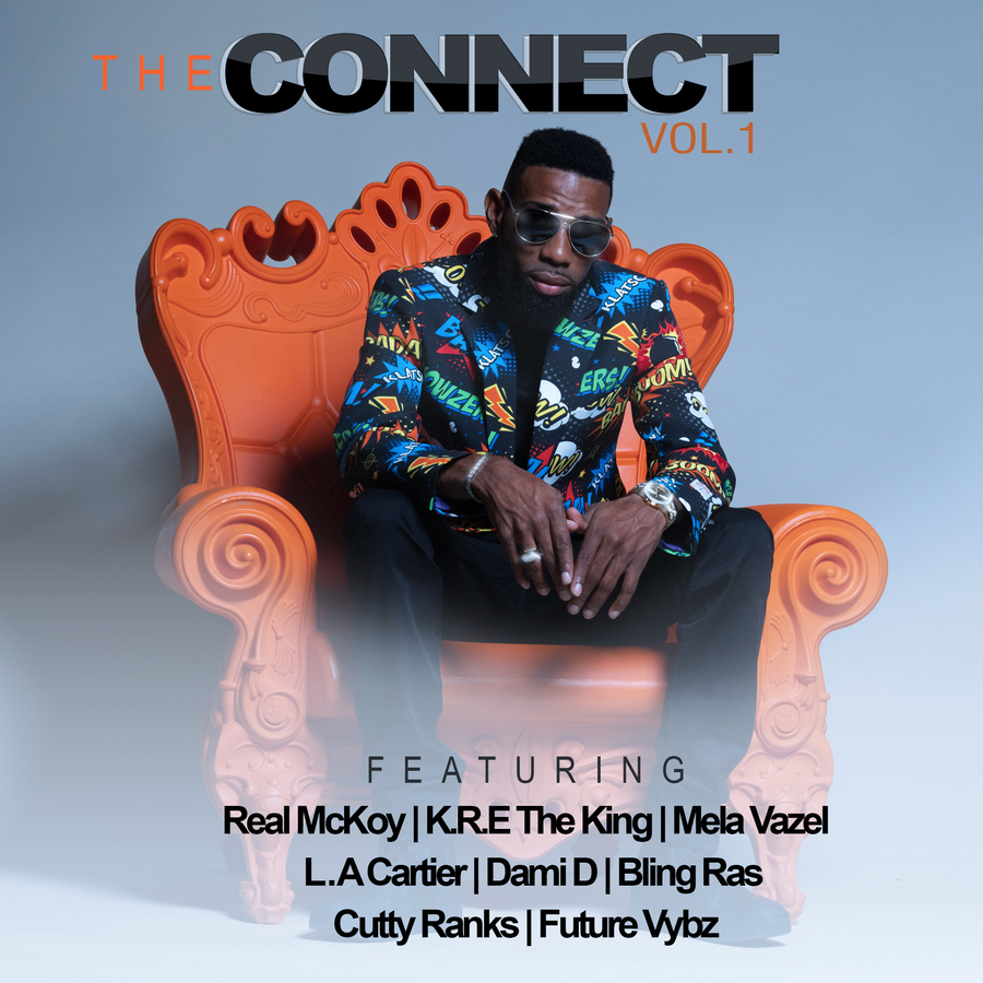 DBeatzz Music Presents The Connect Vol. 1 Album Available For Download Now