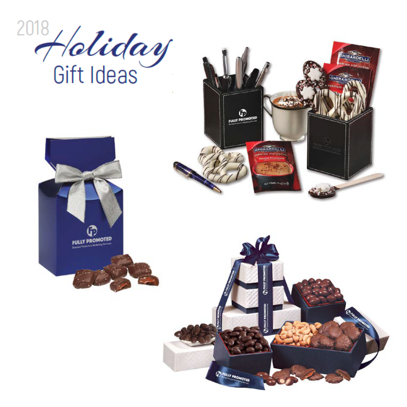 Got the Holidays on Your Mind? Fully Promoted Is the Place to Go for Corporate Holiday Gifts