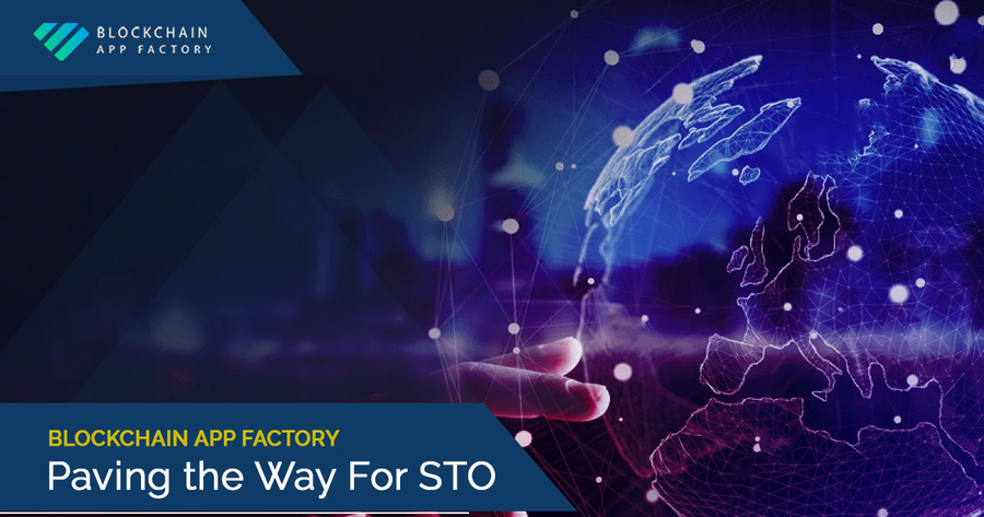 Blockchain App Factory Launches an STO-in-a-Box Solution Containing Tokenization, Legal Compliance, Fundraising and Investor Management