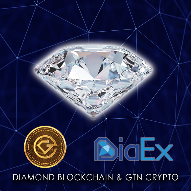 GTN Token To Settle Payments On The DiaEx Diamond Exchange