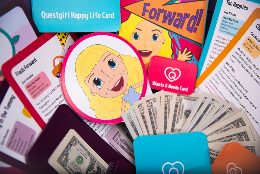 inherQuests Launches Kickstarter to Teach Girls Financial Literacy, Build Confidence