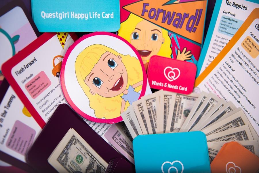 inherQuests Launches Kickstarter to Teach Girls Financial Literacy, Build Confidence