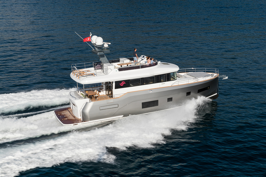 Sirena 58 Proves a Hit in the US with a New US Spec Version