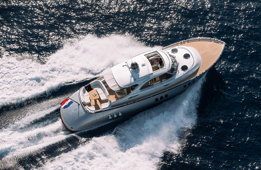 Zeelander Yachts' Fastest Yacht Ever to Debut at Fort Lauderdale International Boat Show 2018