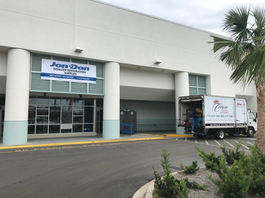 Jon-Don Opens Restoration Support Center in Panama City Beach, FL