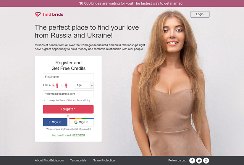 Popular International Dating Site, Find-bride.com Has Announced the Launch of its Newly Updated and Improved Website