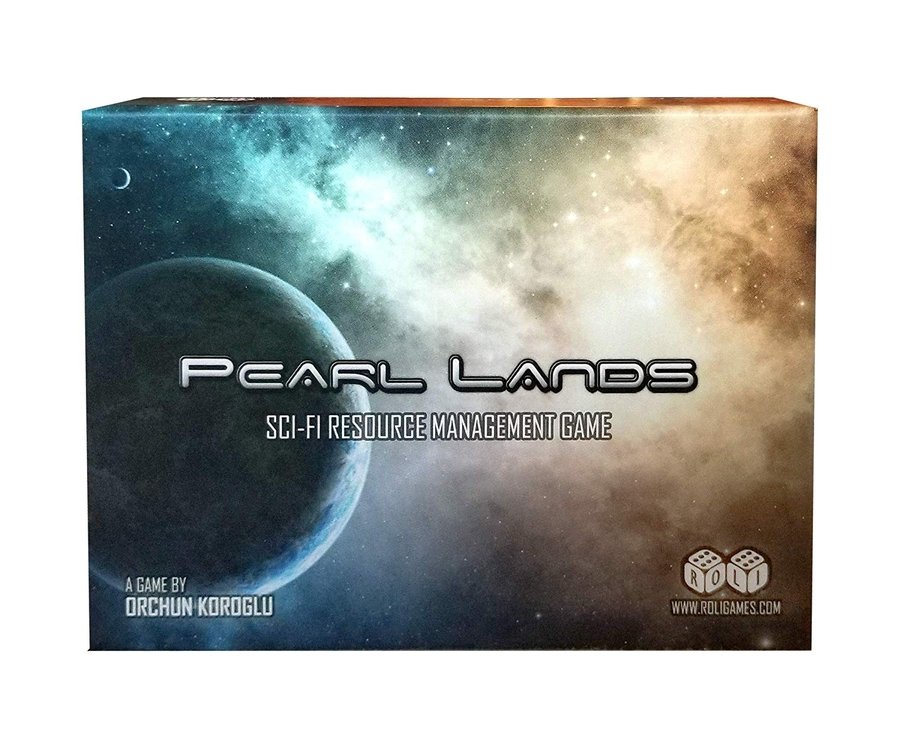 Pearl Lands Board Game New Edition