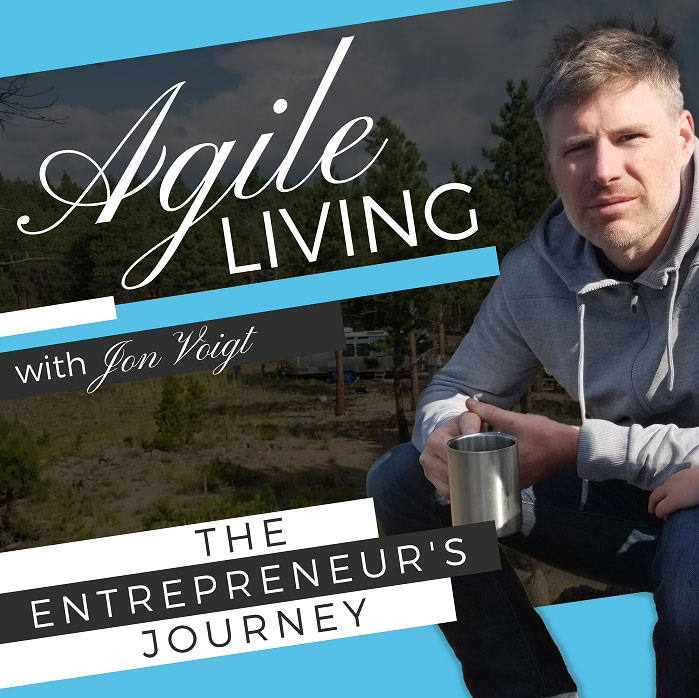Jon Voigt, CEO of Agility Launches Thought Provoking Podcast to Promote an Agile Living Mindset