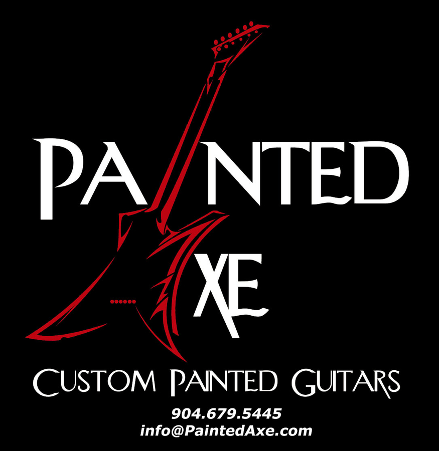 Painted Axe Works for Musicians, Bands, Festivals at FestForums '18