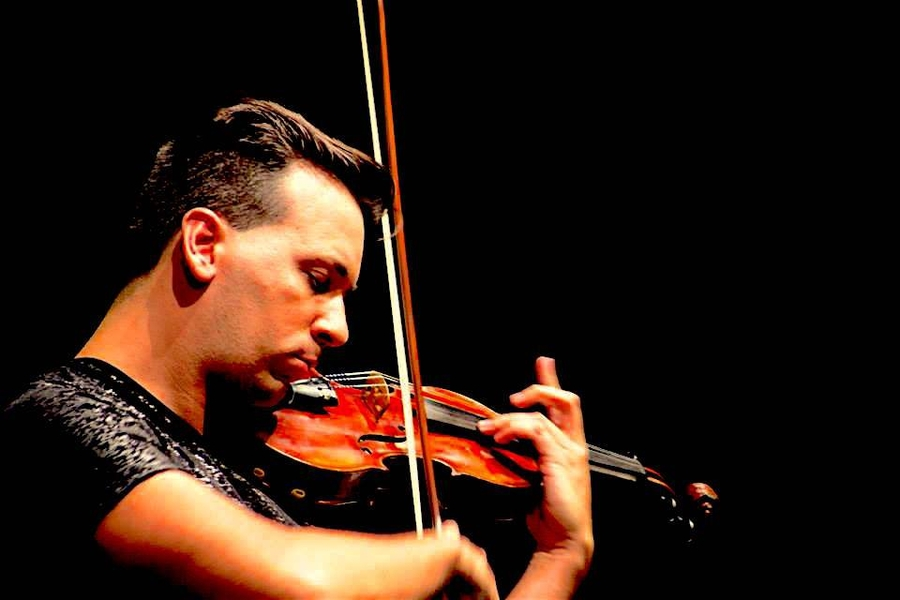Violin Virtuoso Andrew Sords Inspires Global Audiences With Classical Gems That Unite Human Spirit