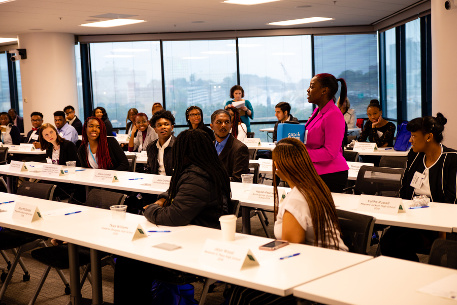 High School Juniors and Seniors Attend GSCPA Rising Professionals Program