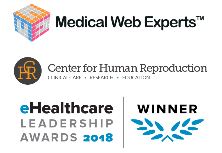 Medical Web Experts Client Center for Human Reproduction Wins eHealthcare Leadership Award for Best Healthcare Content