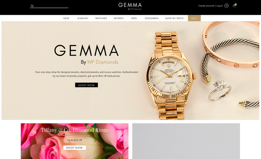 WP Diamonds Launches Gemma by WP Diamonds