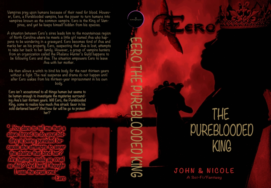 New Publisher Release New Novel