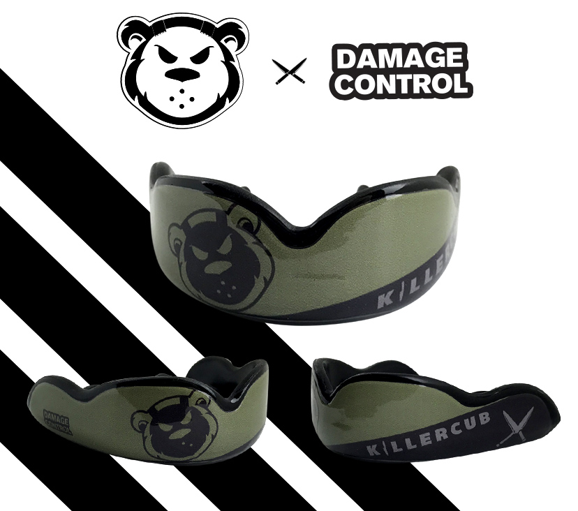 Damage Control Announces a Renewed Collaboration Agreement with Cub Swanson and the Killer Cub Brand
