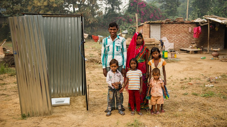 World Toilet Day Spotlights GFA's Life-Changing Provision of Basic Facilities