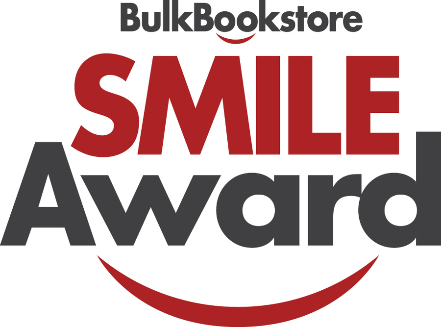 "Bulk Bookstore Announces ""Smile Award"" to Support Community-based Literacy Programs"