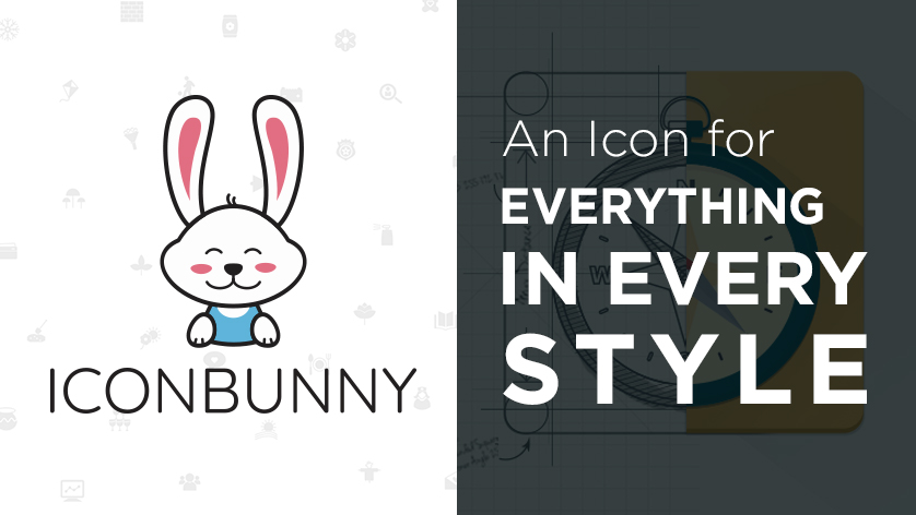 IconBunny Attempting the Biggest Icon Campaign in Kickstarter History!