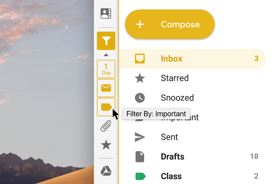 Kiwi for Gmail Redefines Email By Creating The Focus Filtered Inbox for Gmail