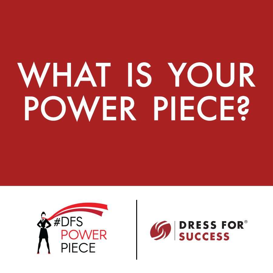 Top Fashion and Beauty Companies Partner with Dress for Success Worldwide's #DFSPowerPiece Campaign for Giving Tuesday