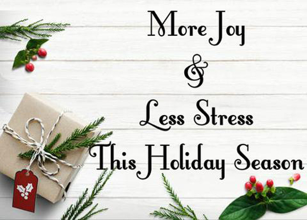 How To Stay Balanced And Healthy During The Holiday Season And Throughout 2019: Six Bible Verses To Help You