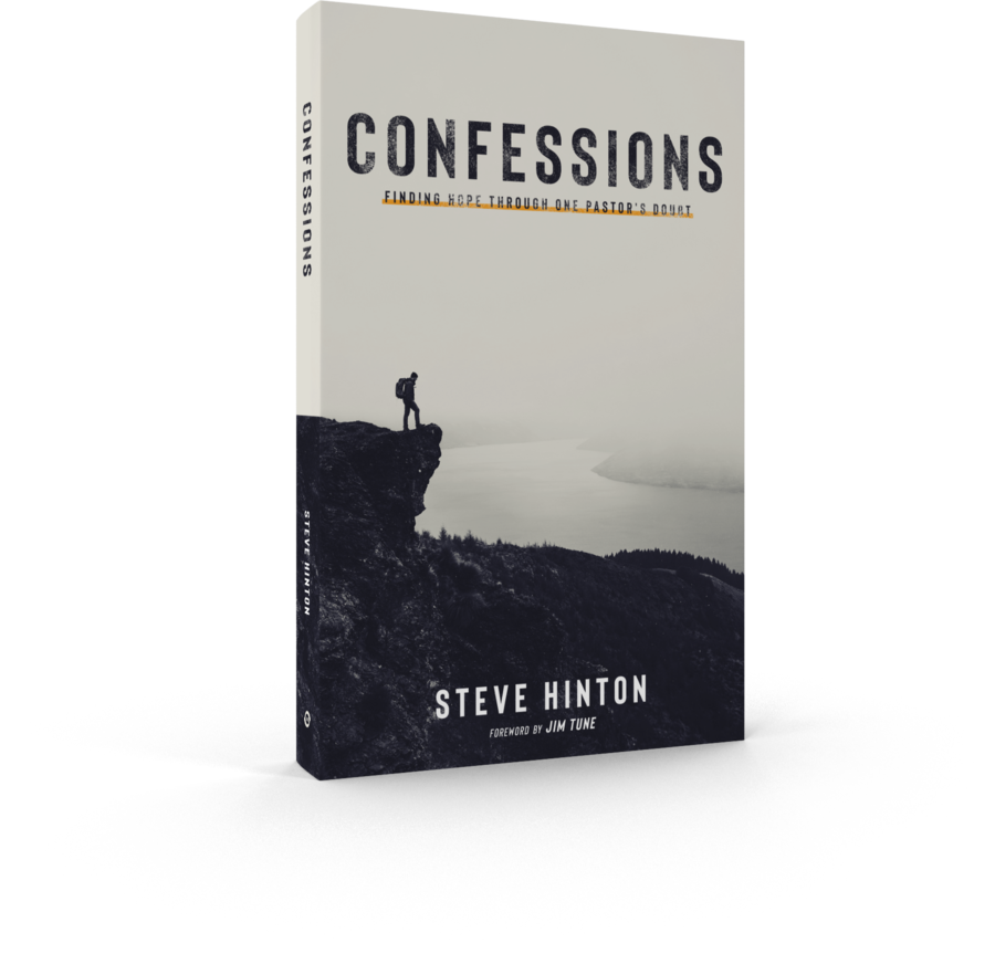 Christian Leader Steve Hinton Announces the Release of His Newest Book
