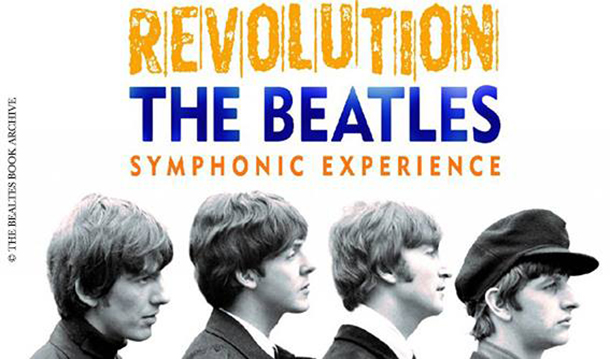 "KSO Presents World Premiere of ""Revolution: The Beatles Symphonic Experience"""