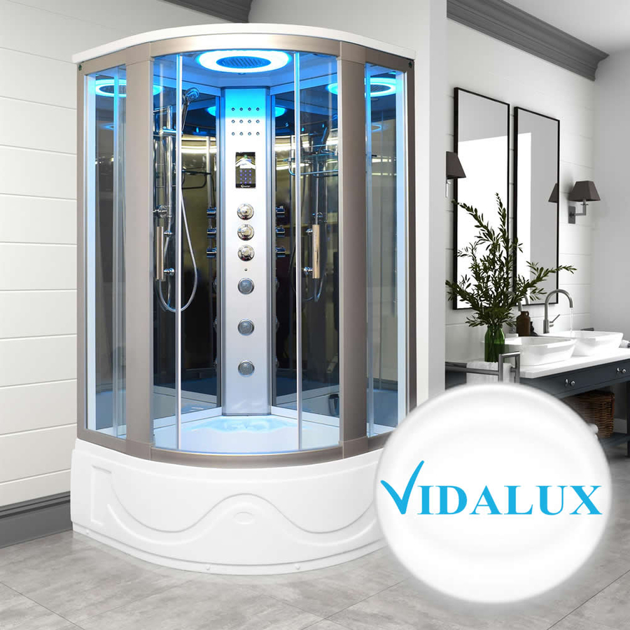 Vidalux Announce New Innovative Range Of Showers For 2019