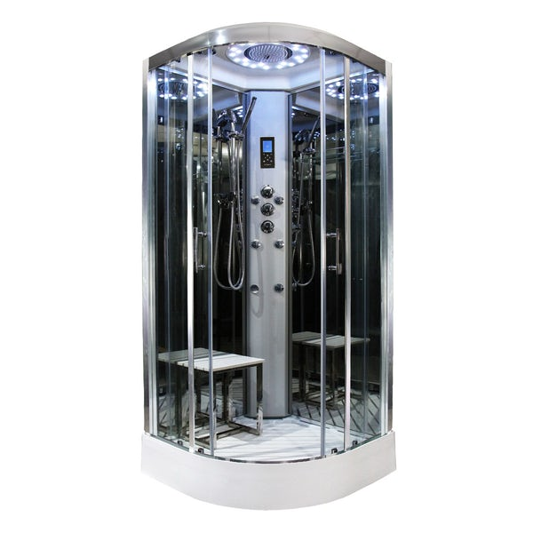 Lowest Price Guarantee On Insignias New 2019 Range Of Showers Now At Steam Shower Store