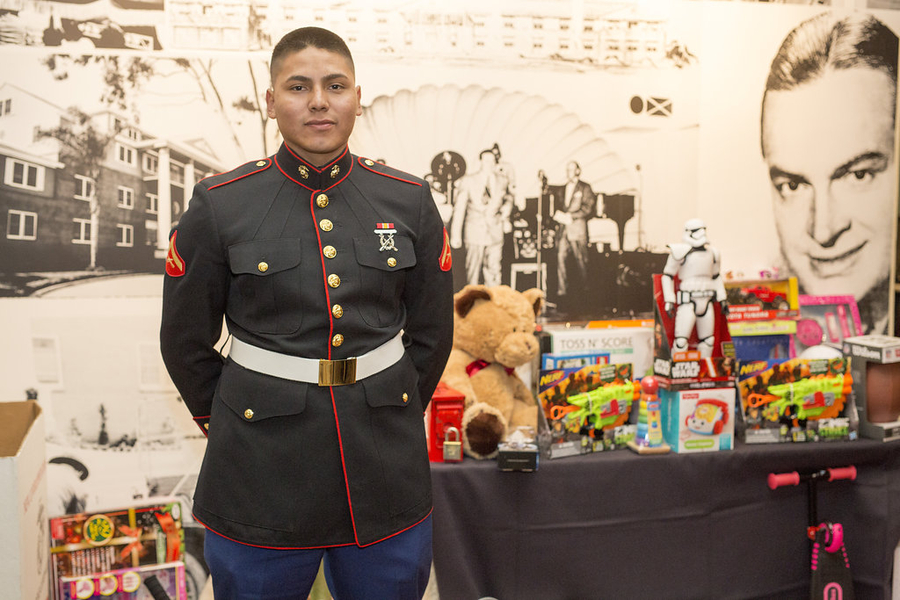 Jackson Design and Remodeling Hosts 14th Annual 'Toys for Tots' Holiday Toy Drive in Support of the U.S. Marine Corps Reserve
