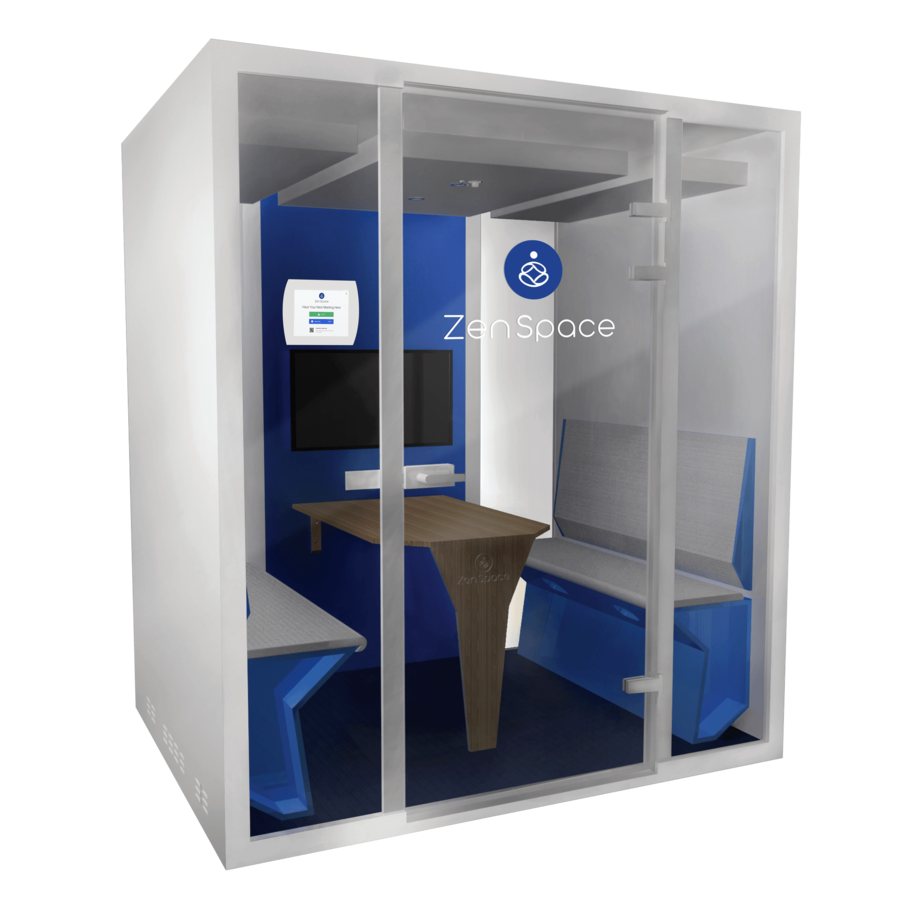 ZenSpace Brings Innovative On-demand Meeting Spaces to Expo! Expo!