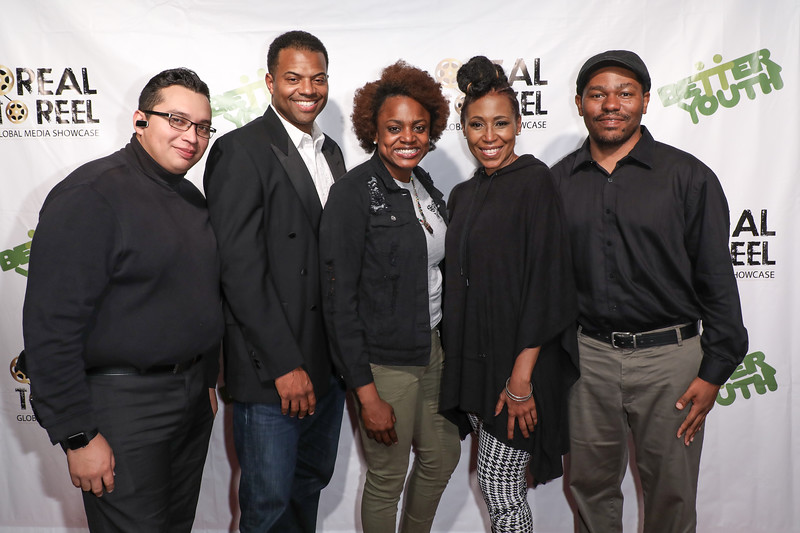 Better Youth Honors Foster & Former Foster Youth Filmmakers With Real To Reel Survive And Rise Award