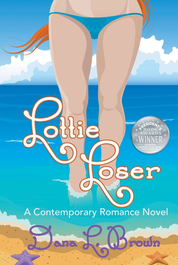Dana L Brown, National Award-Winning Author Of 'Lottie Loser', Named As Winner In 50 Great Writers You Should Be Reading Book Awards