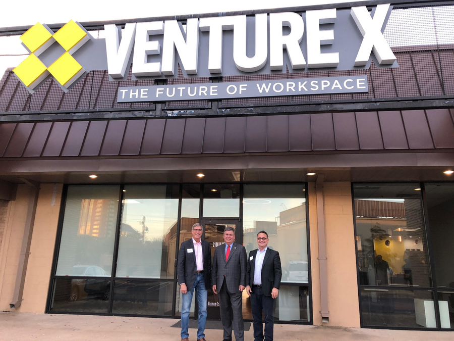 Venture X® Richardson Continues to Grow Membership