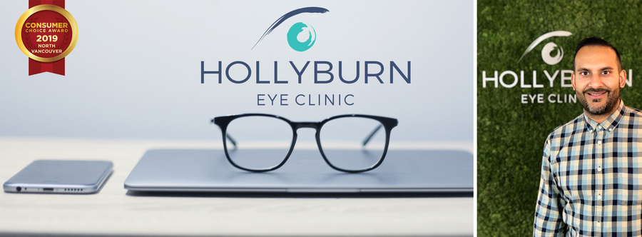 North Vancouver Consumers Sit Down with Pavan Avinashi from Hollyburn Eye Clinic