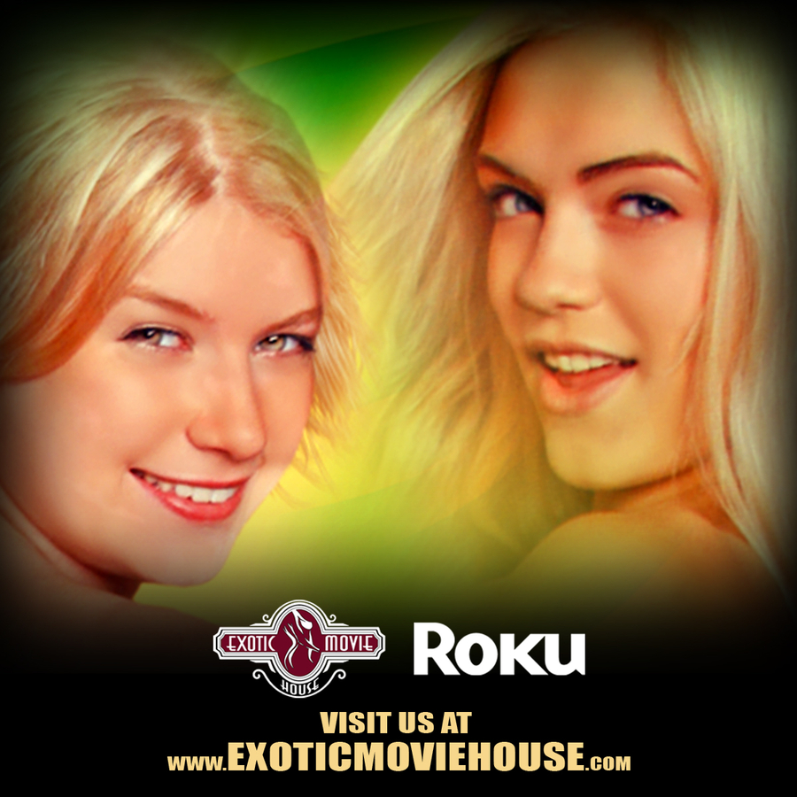 Exotic Movie House is now on Roku