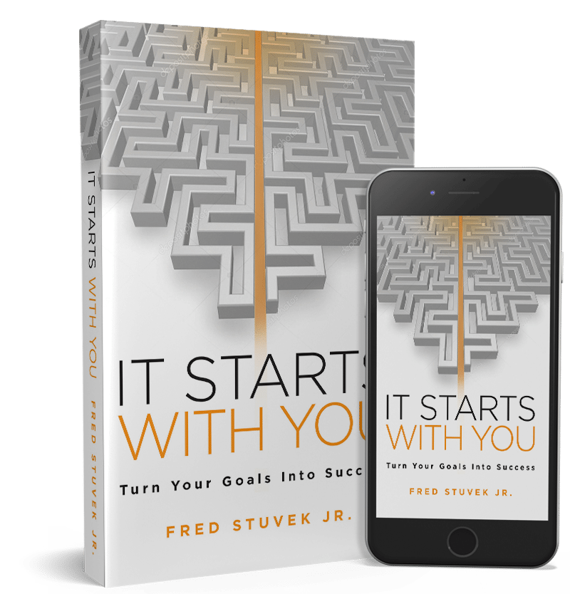 Celebrated Productivity Book, IT STARTS WITH YOU, Offered for Only 99 Cents Starting December 22