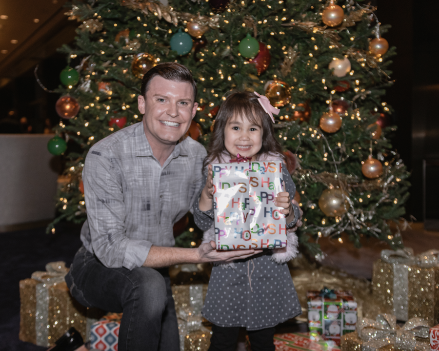 Reality Television Stars Join Forces With Their Local Communities To Provide Holiday Gifts To Foster Children In Need While Shining The Spotlight On The Importance Of Foster Care And Adoption