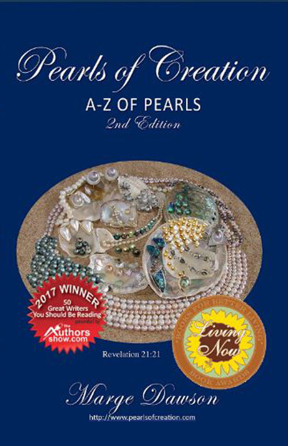 Marge Dawson, Award Winning Author Of 'Pearls of Creation A-Z of Pearls' Named as Winner In 2018 '50 Great Writers You Should Be Reading' Book Awards