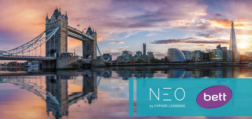 CYPHER LEARNING Returns to BETT 2019 to Showcase NEO LMS, its Innovative Education Solution