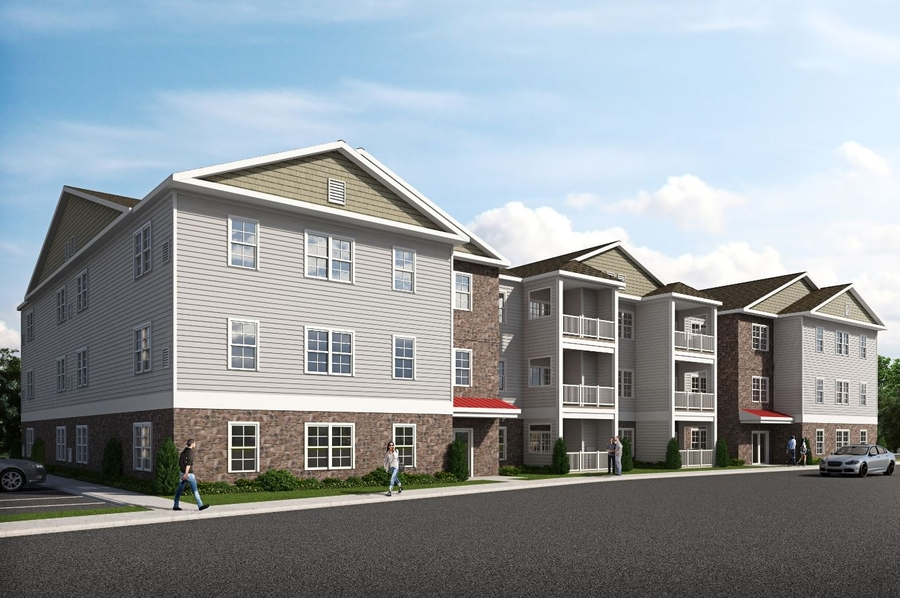 Woodland Hills Apartments Now Open, Bringing Luxury Living To Middletown, PA