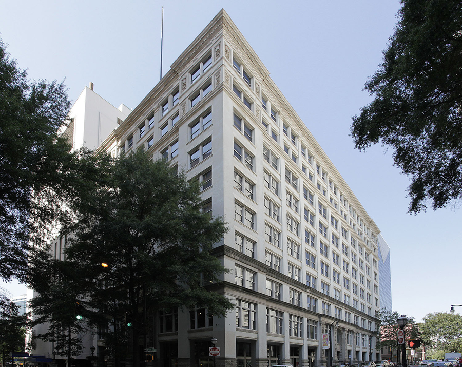 Ackerman & Co. Represents Partnership for Southern Equity in Leasing the Entire Top Floor of The Grant Building in Downtown Atlanta